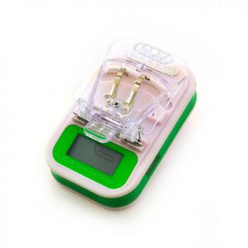 """Зарядное устройство """"Лягушка"""" с LCD дисплеем N-918"""