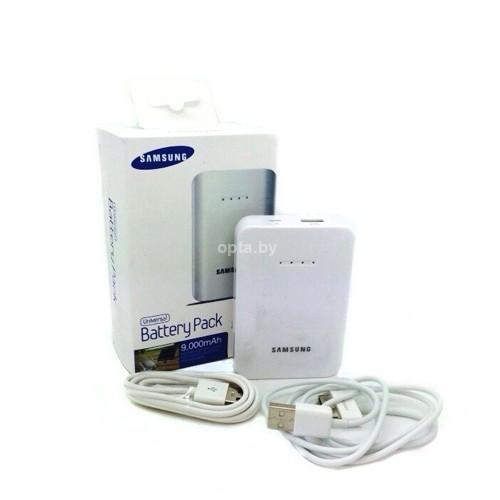 Портативное зарядное устройство Samsung 9000 mah