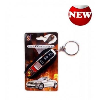 Брелок зажигалка-фонарик «Porsche»