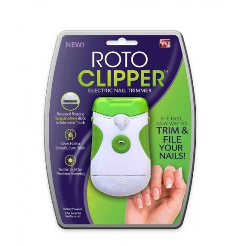 Электрическая пилка для ногтей Roto Clipper