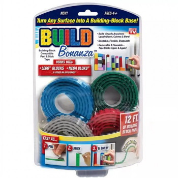 BUILD BLOCK TAPE