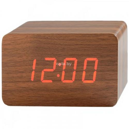 Настольные электронные часы-будильник VST-863