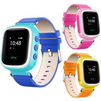 Детские часы Smart Baby Watch Q80 с Wi-fi