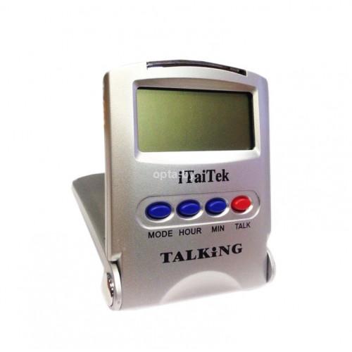 Говорящие часы IT-792TN TALKING CLOCK