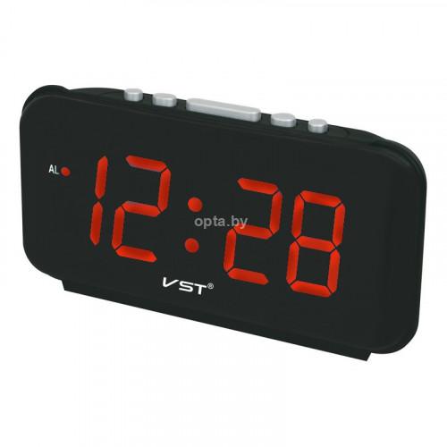 Электронные цифровые настольные часы VST-806-1