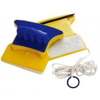 Магнитная щетка для мытья окон Double-Sided Glass Cleaner