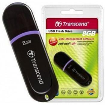 USB-флешка Transcend 8 Flash Drive 8 ГБ
