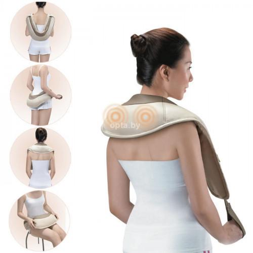 Ударный вибромассажер Cervical Massage Shawls