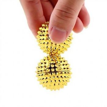 Массаж иглы (золото) Massaging Needle