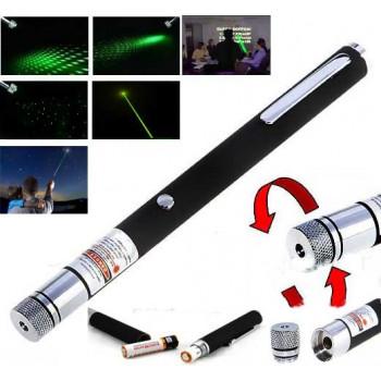 Зеленая лазерная указка (300 mW)