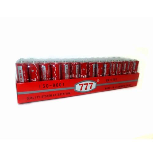 Батарейки «777» ААА 1.5V