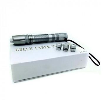 Зеленая аккумуляторная лазерная указка GREEN LASER POINTER FA-018