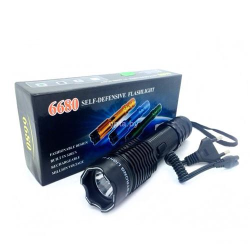 Отпугиватель собак с фонариком (средство обороны) (6680) FLASHLIGHT