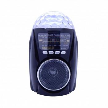 Мини FM радиоприемник c USB Radio Jukebox M-U70