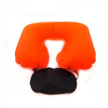 Набор для путешествия (оранжевый)