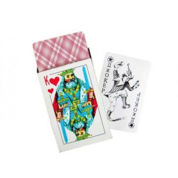 Игральные карты 54 карты