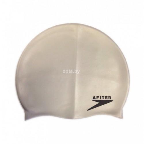 Силиконовая шапочка для плавания Afiter