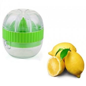 Лимонница для выжимания и хранения лимона (ручная) LEMON