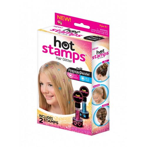 Штампы для окрашивания волос Hot Stamps