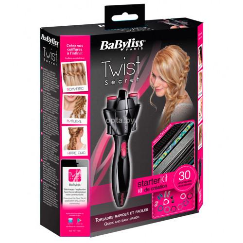 Устройство для плетения косичек BaByliss Twist Secret
