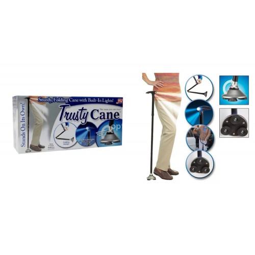 Трость с фонариком Trusty Cane