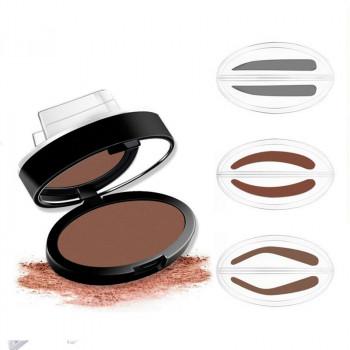 Штамп для бровей Kylie Seal the eye brow powder