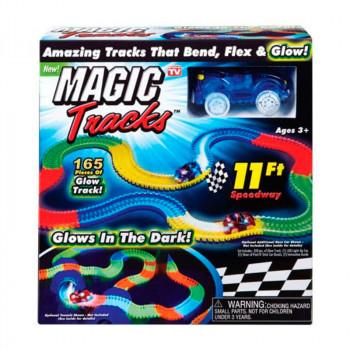 Конструктор Magic Tracks 165 деталей