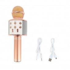 Беспроводной караоке микрофон 858