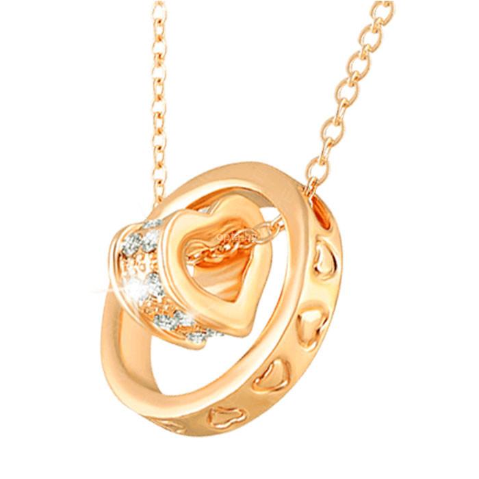 Кулон Ring Heart в Черкесске