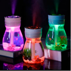 HUMIDIFIR nghuang seven color lamp botl увлажнитель воздух