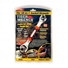 Ключ автомобильный Tiger Wrench The 48-In-1 Socket Wrench