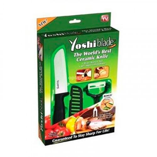 Керамический (циркониевый) нож Yoshi Blade