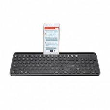Клавиатура Xiaomi Miiiw Bluetooth dual mode keyboard 2.4GHz wireless connection 10m  Black