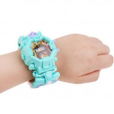 Детские часы-трансформер Robot Watch