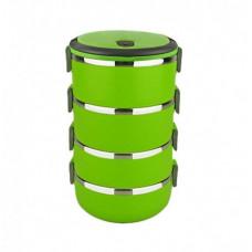 Ланч бокс (термоконтейнер) Lunch Box четырехярусн. 2,8 л