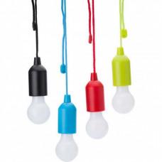 Лампочка-светильник на веревке
