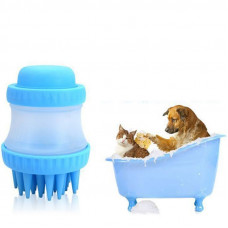 Щётка для животных Cleaning Device The Gentle Dog Washer
