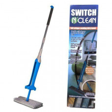 Швабра-лентяйка Switch N clean (Синий)