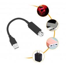 Фонарик с USB