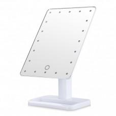 Косметическое зеркало с подсветкой Large Led Mirror 22L