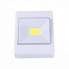 Светодиодный фонарь-выключатель  SWITCH LIGHT COB LED 3W