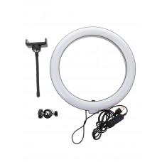 Светодиодная кольцевая лампа 26CM (10')