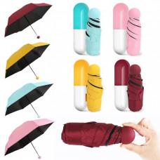 Зонт-капсула цвет в ассорт.