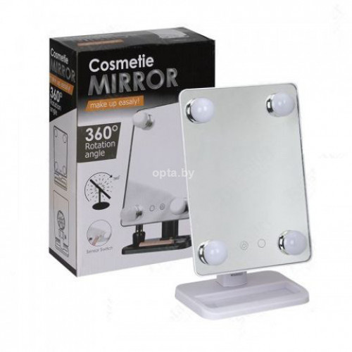 Зеркало косметическое Cosmetie Mirror 360* Rotation angle