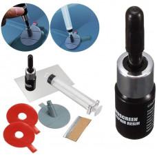 Приспособление для ремонта лобового стекла Windshield Crack Repair kit