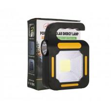 Фонарь портативный Portable Solar Energy Lamp JY-859