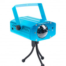 Мини лазер с пультом LED Water Ripples Light