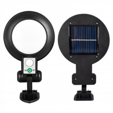 Уличный фонарь с датчиком движения на солнечной батарее JX-155/ JX-166