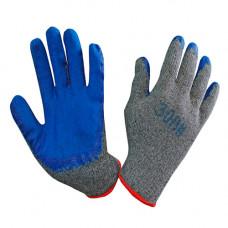 Перчатки вспененные прорезиненные 300#
