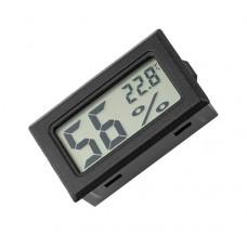Цифровой термометр (гигрометр)